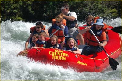 Sun Country Raft Tours